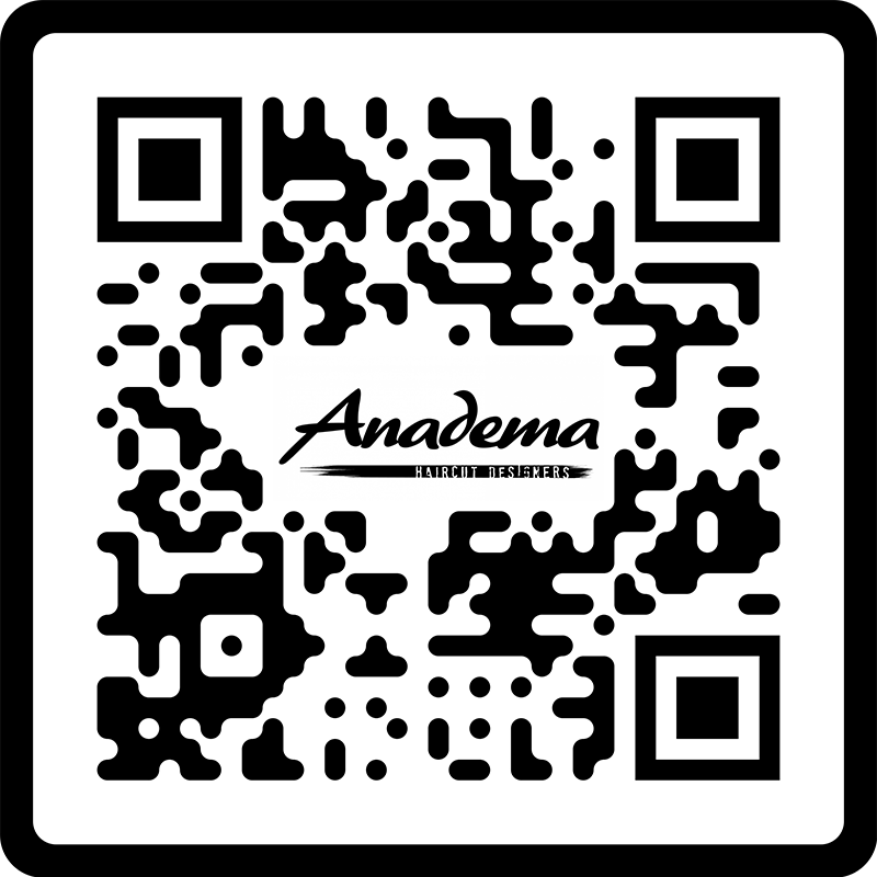 Anadema QR Code